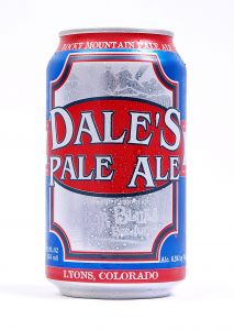 Oskar Blues Dale's Pale Ale / 6-pack cans