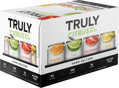 Truly Citrus Mix Pack / 12-Pack cans