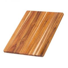 "Teak Haus Edge Grain Essential Collection Board 15.75"" x 11"" x 0.55"""