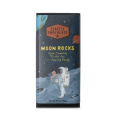 Seattle Chocolate Moon Rocks Milk Chocolate Truffle Bar