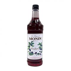 Monin Blueberry Syrup 25.4 oz