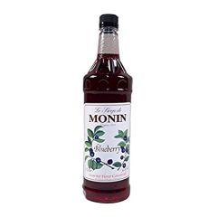 Monin Blueberry Syrup 25.4 oz