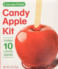 Concord Foods Candy Apple Kit - 5 oz Box