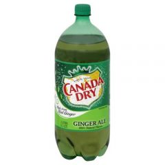 Canada Dry Ginger Ale 2 Liter