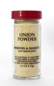 Morton & Bassett Onion Powder