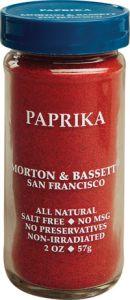 Morton & Bassett Paprika