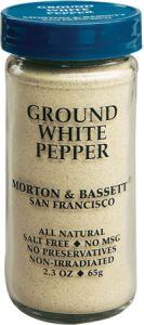 Morton & Bassett Ground White Pepper