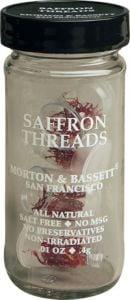 Morton & Bassett Saffron