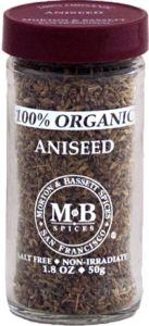 Morton & Bassett Aniseed
