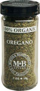 Morton & Bassett Organic Oregano