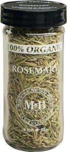 Morton & Bassett Organic Rosemary