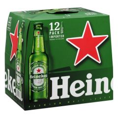Heineken / 12-pack bottles