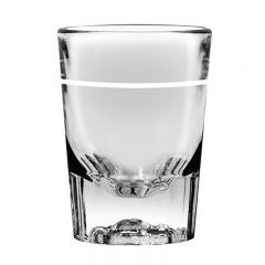 True 2 Oz. Marked Shot Glass