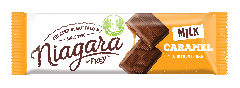 Niagara Caramel Milk Chocolate Bar - 1.4 oz