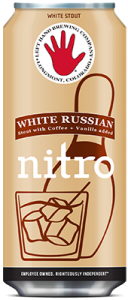 Left Hand White Russian Nitro / 4 Pack of Cans