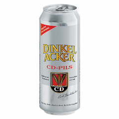Dinkelacker CD Pilsner / 4 Pack of Cans