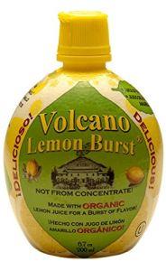 Volcano Lemon Burst - 6.7 oz Squeeze Bottle