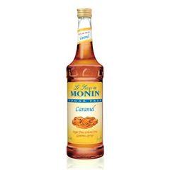 Monin Sugar Free Caramel Syrup 25.4 oz