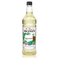 Monin Peppermint Syrup 25.4 oz