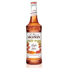 Monin Maple Spice Syrup 25.4 oz