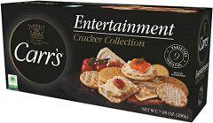 Carr's Entertainment Cracker Collection - 7.05 oz Box