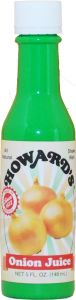 Howard's Onion Juice 5 Oz.
