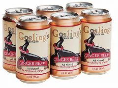 Gosling Ginger Beer 6 Pk