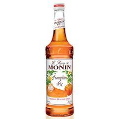 Monin Pumpkin Spice Syrup 25.4 oz
