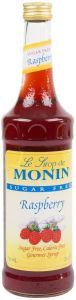 Monin Sugar Free Raspberry Syrup 25.4 oz