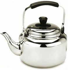 Demeyere Stainless Steel 6.3 Quart Teakettle