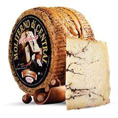 Moliterno Black Truffle Pecorino - 8 - 9 oz Pieces