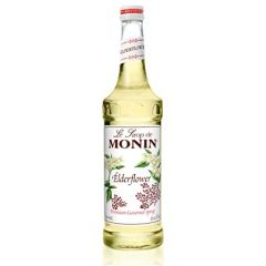 Monin Elderflower Syrup 25.4 oz