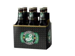 Brooklyn Lager / 6-pack bottles