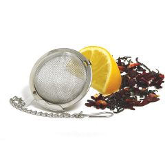 "Norpro 1.75"" Stainless Steel Mesh Tea Ball Infuser"