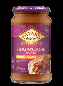 Patak's Rogan Josh Simmer Sauce
