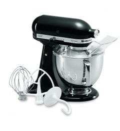 Kitchen Aid 5Qt Artisan Stand Mixer Onyx Black