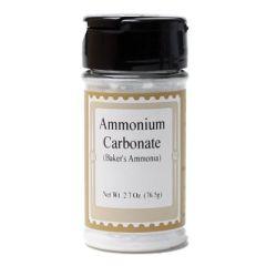 LorAnn Baker's Ammonia