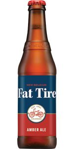 New Belgium Brewing Company Fat Tire / 12-Pack bottles