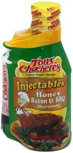 Tony Chacere's Injectable Honey Bacon & BBQ Marinade