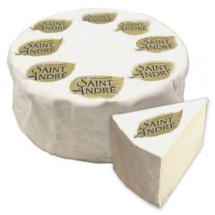 Saint Andre Triple Cream Cheese 8 - 9 Oz. Portion