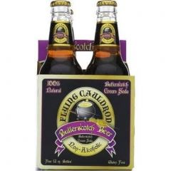 Flying Cauldron Butterscotch Beer 4 Pk