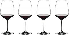 Riedel Exclusive Vinum Extreme Set of 4 Wine Glasses