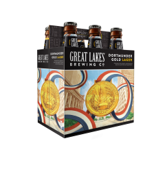 Great Lakes Dortmunder Gold / 6-pack bottles