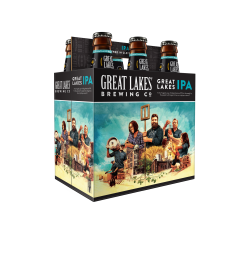 Great Lakes IPA / 6-pack bottles