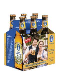 Hofbrau Oktoberfest / 6-pack bottles
