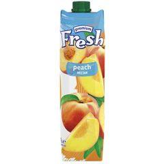 Fresh! Peach Nectar - 33 oz Carton