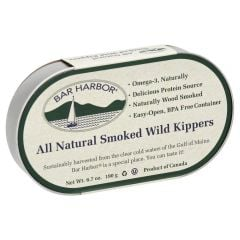 Bar Harbor Wild Smoked Kippers - 6.7 oz Can