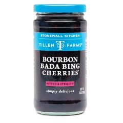 Tillen Farms Bourbon Bada Bing Cherries 13.5 oz