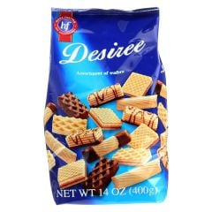 Hans Freitag Desiree Wafer Cookies - 14 oz Bag