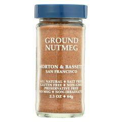 Morton & Bassett Ground Nutmeg